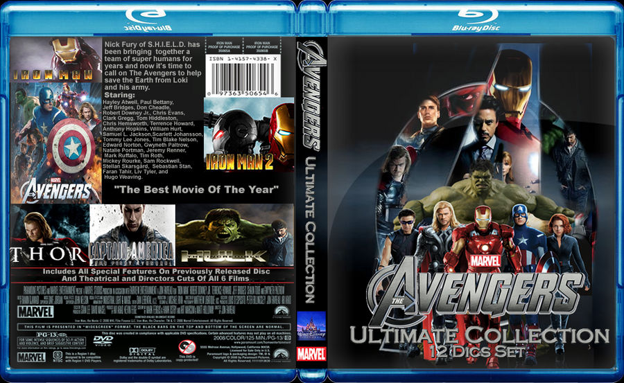 The Avengers Ultimate Collection