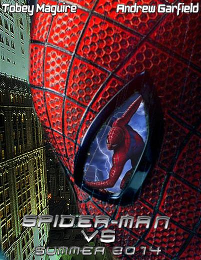 Spider-Man VS Internatinal Poster by GreedLin