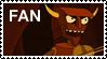 Robot Devil Fan by GreedLin