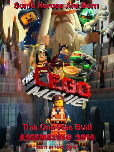 The Lego Movie Poster by GreedLin on DeviantArt