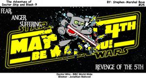 Doctor Skip Adventures #25 - Revenge of the 5th