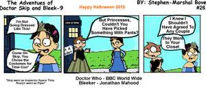 Doctor Skip Adventures #26 - Halloween 2015
