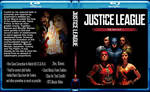 Justice League Fan Edit BluRay Cover