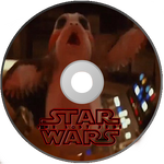 Lost Jedi - Disc Art