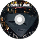 Justice League Fan Edit - Disc Art 1