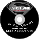 Justice League Fan Edit - Disc Art 2