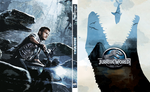 Jurassic World - Steelbook Art