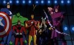Avengers Earths Mightiest Heroes CS Steelbook In