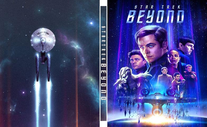 Star Trek Beyond Steelbook