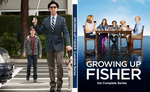 Growing Up Fisher Complete Series Steelbook