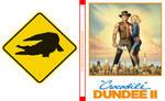 Crocodile Dundee 2 Custom Steelbook