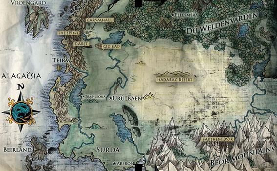 Eragon Custom Steelbook inside