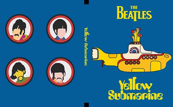 Yellow Submarine custom steelbook