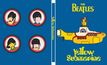 Yellow Submarine custom steelbook