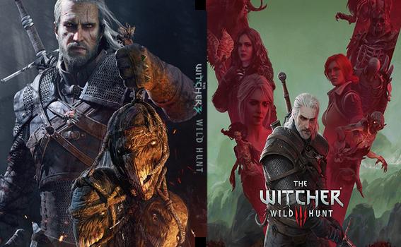Witcher 3 custom steelbook