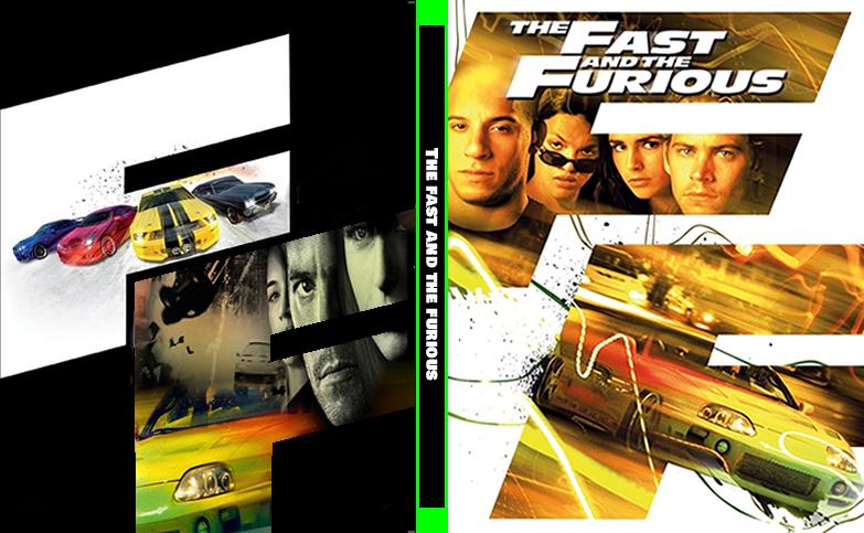 Fast and the furious custom steelbook