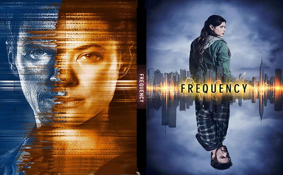 Frequency TV series custom steelbook
