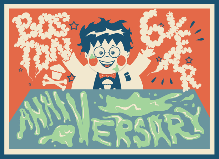 Johnny Cupcakes Boston 6 Year Anniversary By Canofshark On