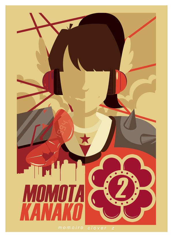 Momota Kanako by Canofshark