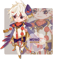 Auction : Tengu #06 [Closed] by Muagg