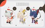 Liribboo #18-20 Auction [OPEN]