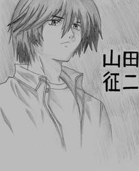 Sensitive Seiji (other version) by Sono-chanX