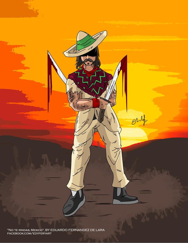 No te rindas, Mexico by EduardoFn343