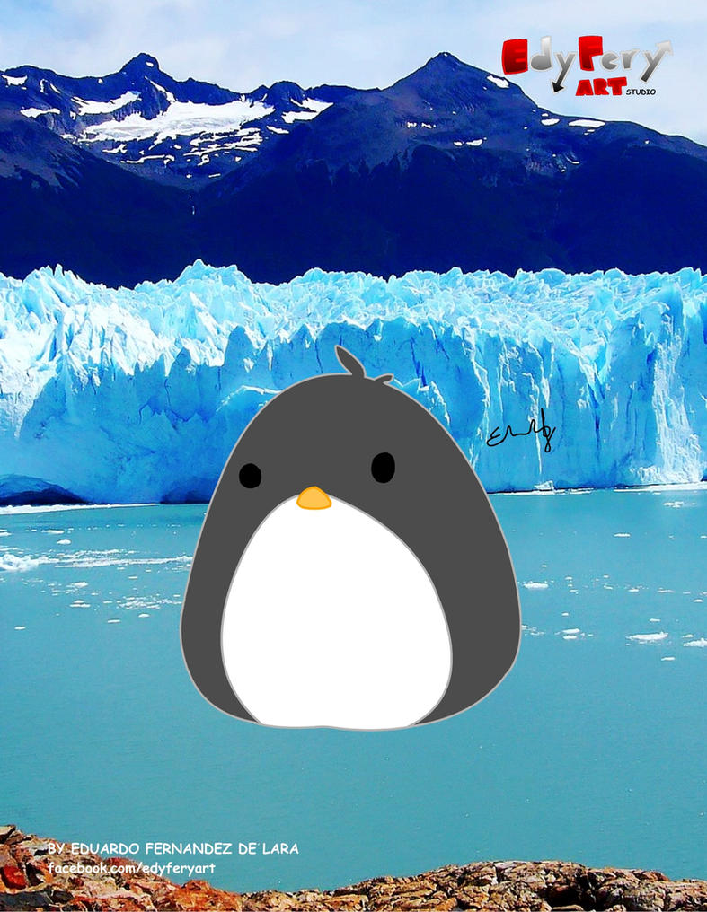 Kawanimals - Penguin by EduardoFn343