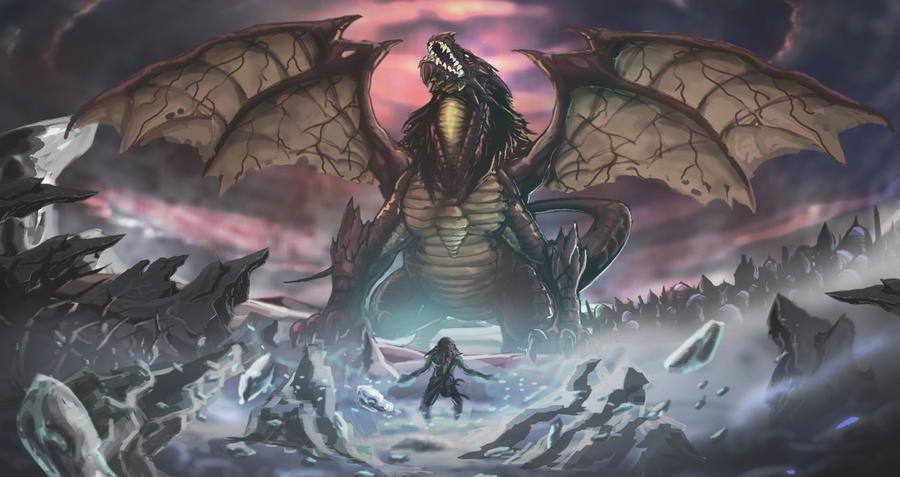 Dragon Comp-Silanah vs raest