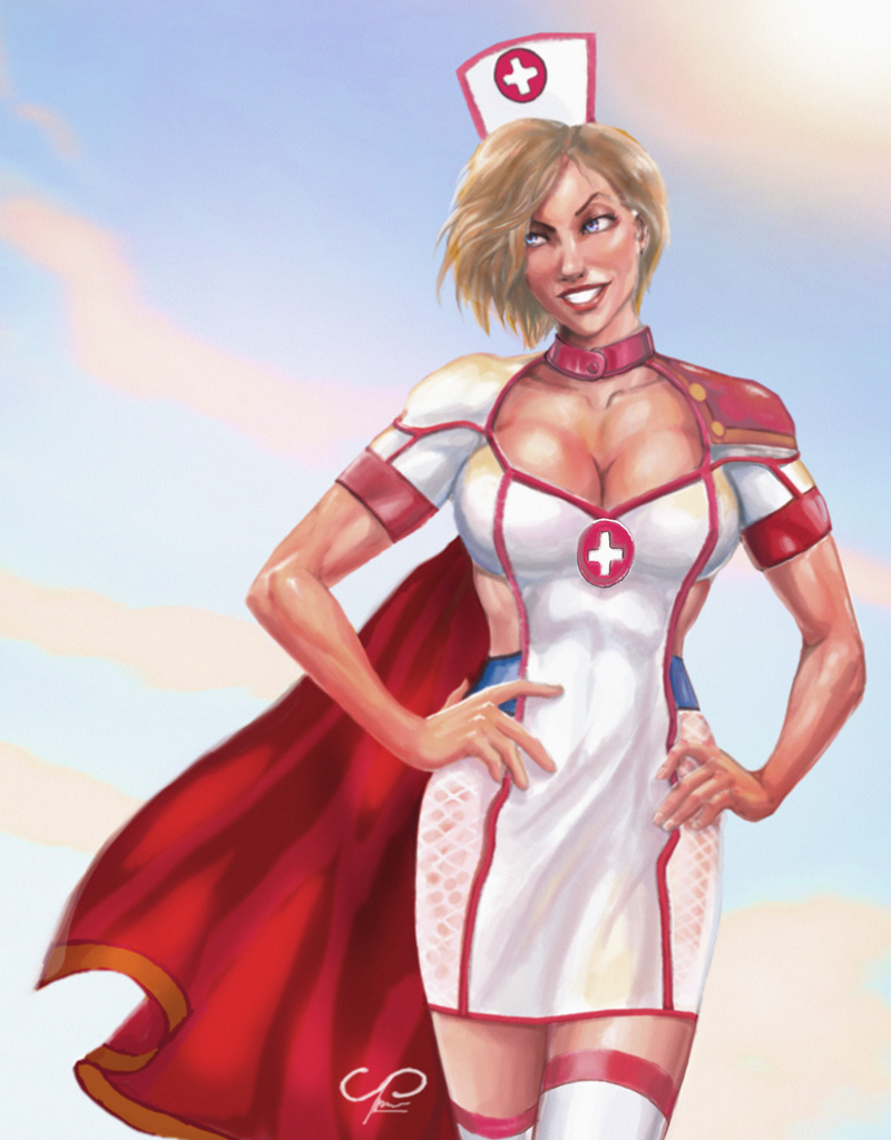 Sexy nurse dress up