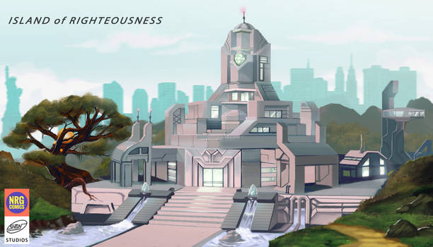 Island of Righteousness - Central HQ