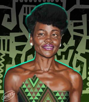 Study - Lupita Nyongo-o
