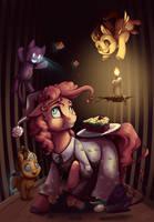 Pinkie Pie's Nightmare by 28GoodDays