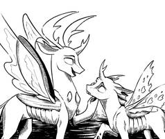 Commission Illustration (3)