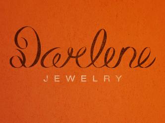 Darlene Jewelry Logo (Calligraphy) by rlharris9337