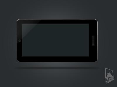 iPad XL Concept (Done) by rlharris9337