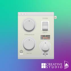 FOXTALE R2 Audio Compressor by rlharris9337