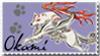 Okami Stamp 3 by Kixxar