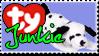 TY Junkie 2 stamp by Kixxar