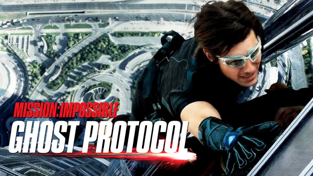 Mission: Impossible - Ghost Protocol by xerlientt on DeviantArt