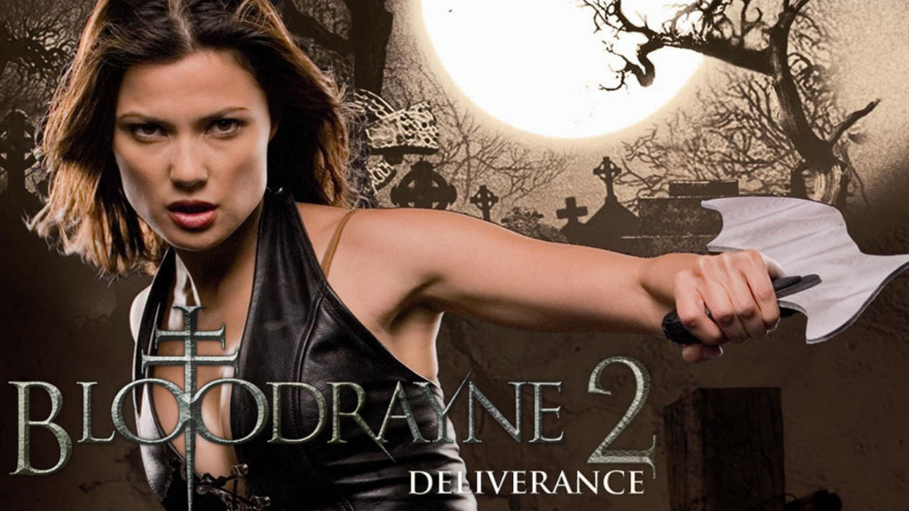 Bloodrayne 2 Deliverance By Xerlientt On Deviantart