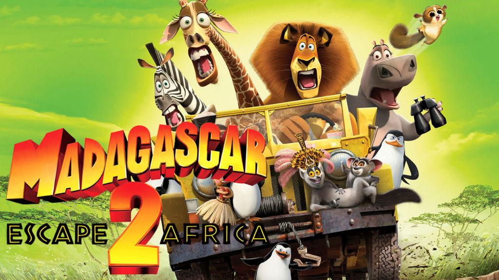 Madagascar Escape 2 Africa By Xerlientt On Deviantart