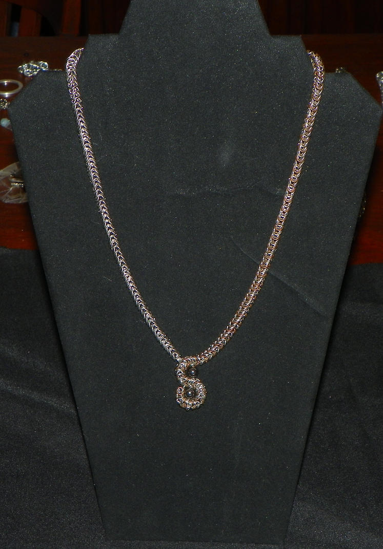 Box Chain with a Twist by ydoc16