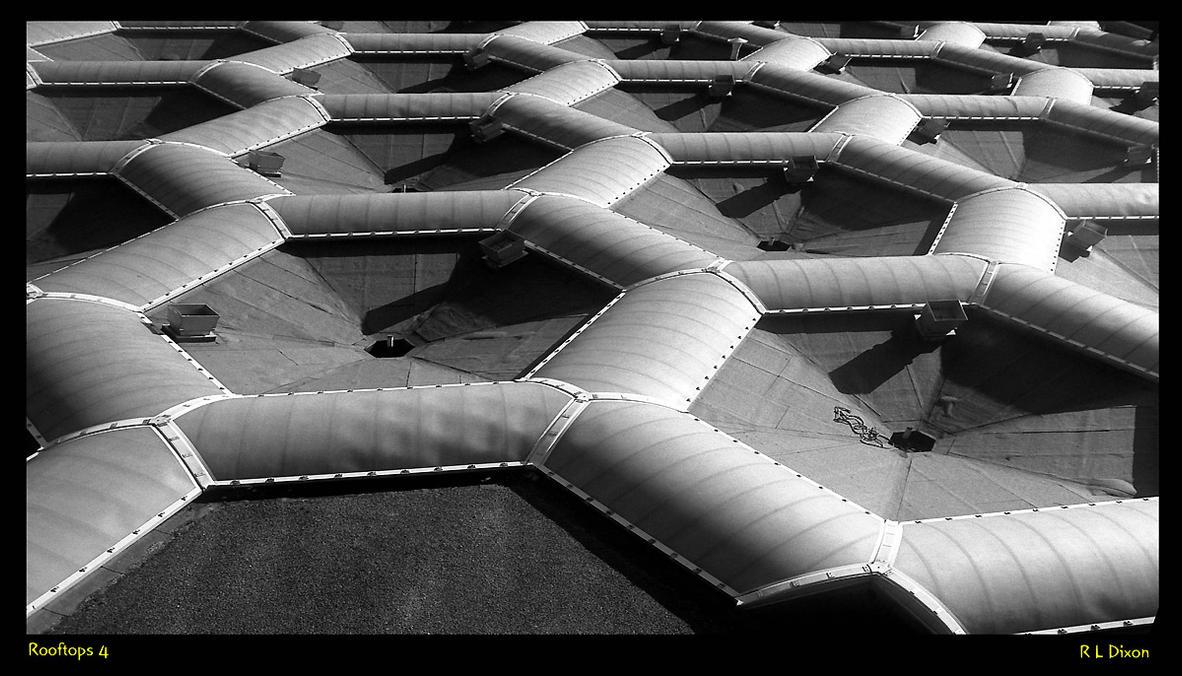 Rooftops rld04 by richardldixon