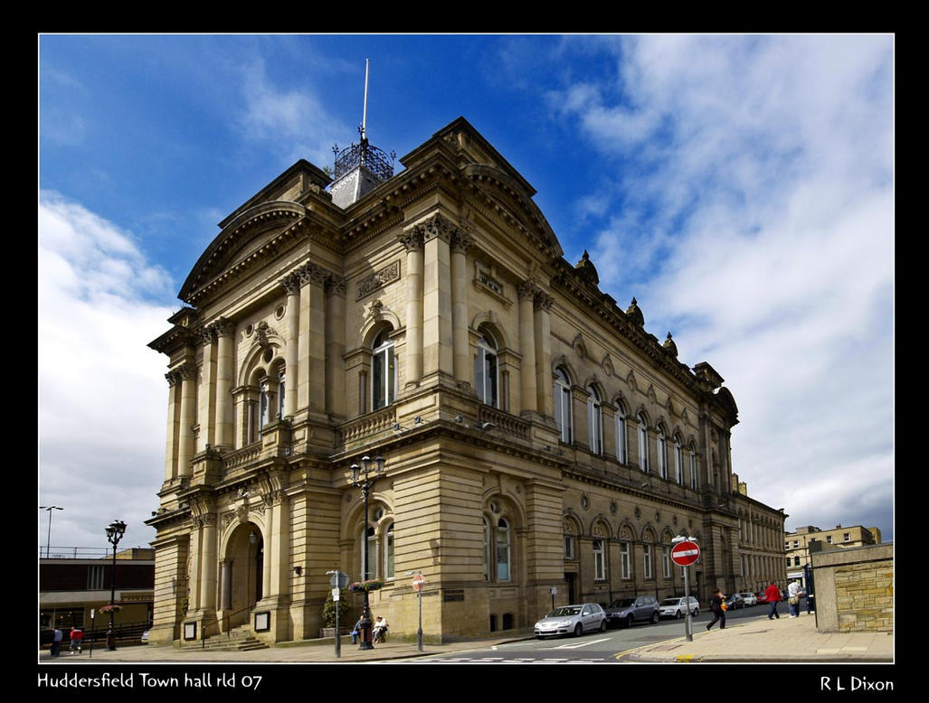 Huddersfield Town Hall Rld 07 By Richardldixon On DeviantArt