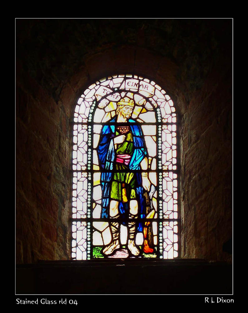 Stained glass rld 04 by richardldixon