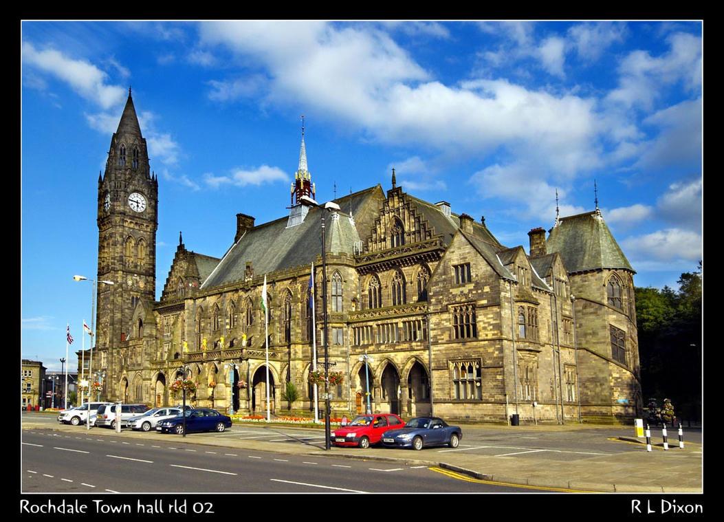 Rochdale Town Hall Rld 02 By Richardldixon On DeviantArt