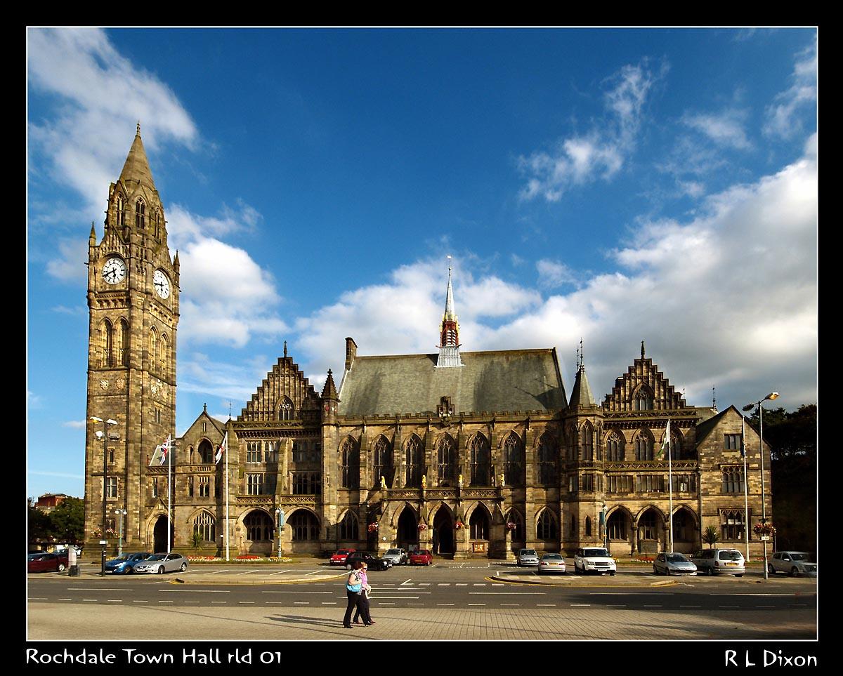 Rochdale Town Hall Rld 01 By Richardldixon On DeviantArt