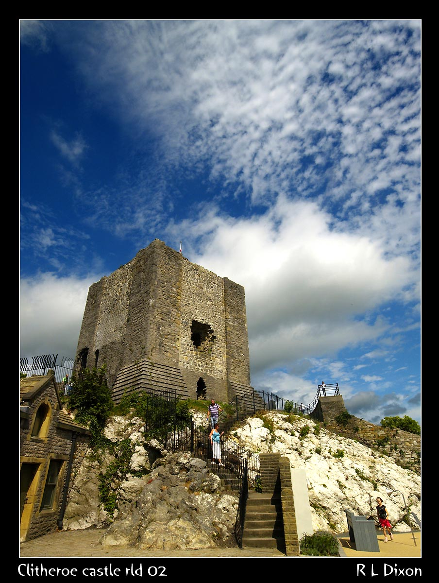 Clitheroe castle rld 02 by richardldixon