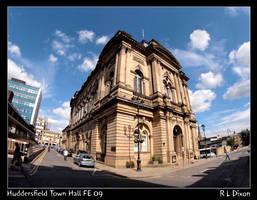 Huddersfield Town hall FE rld 09 by richardldixon